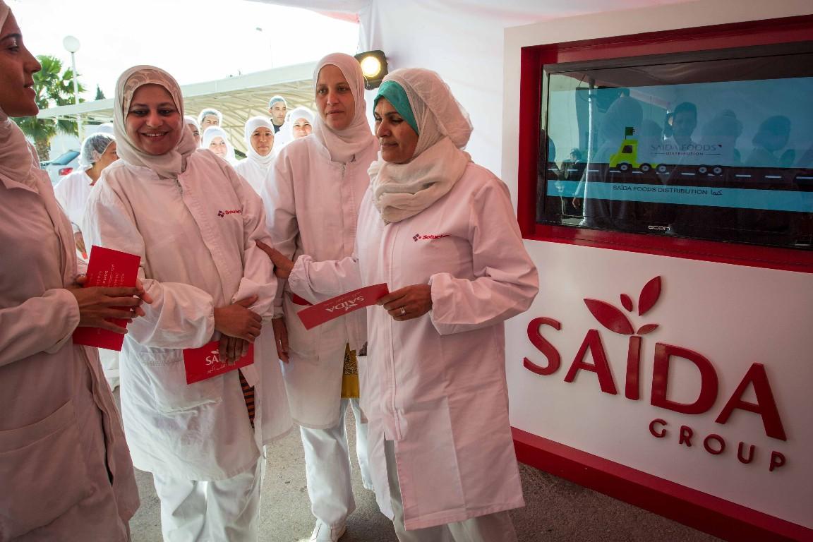 80-SAÏDA-Saida Group- Deploiement interne